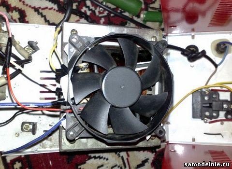 зарядное для автомобильного аккумулятора