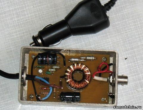 иж ода электрическая схема