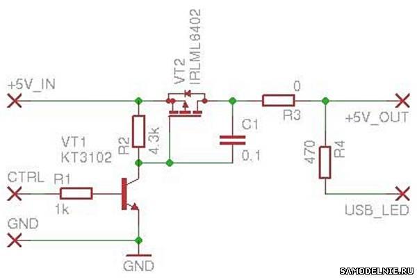 Оба транзистора работают в