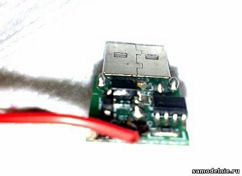 зарядное устройство на микроконтроллере