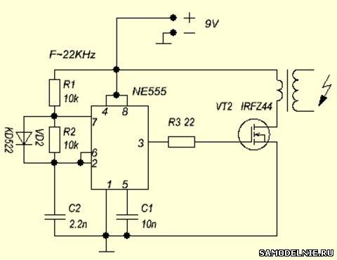 Транзистор нужно обязательно
